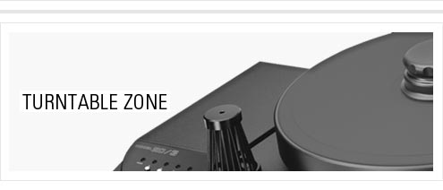 Turntable Zone