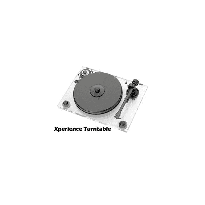 Pro-Ject (Project) Xperience 2 Super Turntable/Tonearm/Cartridge pack