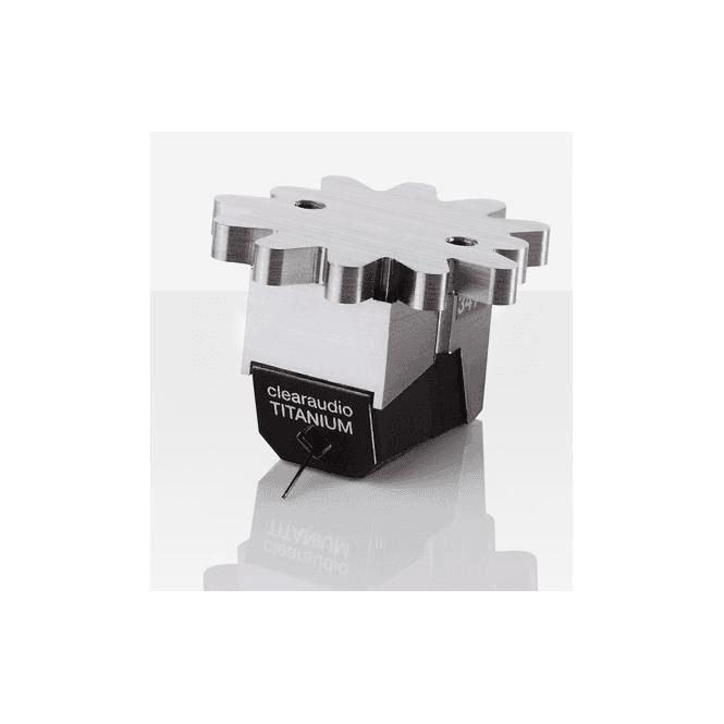 Clearaudio Titanium V2 Moving Coil Cartridge