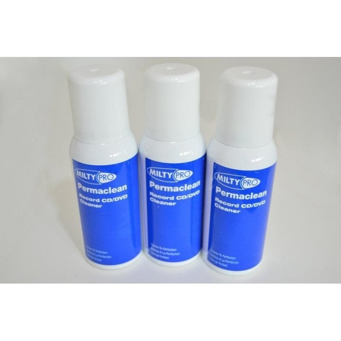 Milty Pro Permaclean Refill (3 bottles)