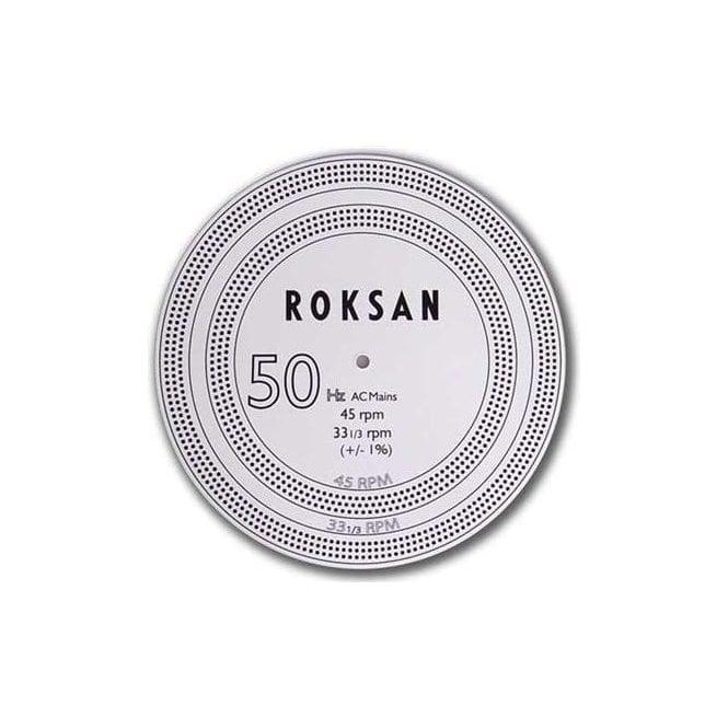Roksan Strobe Disc 50Hz