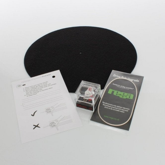 Rega Planar 2 Performance Pack Upgrade