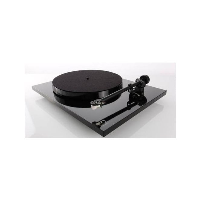 Rega Planar 1 Turntable with Active BT Speakers and A2D Phono Stage