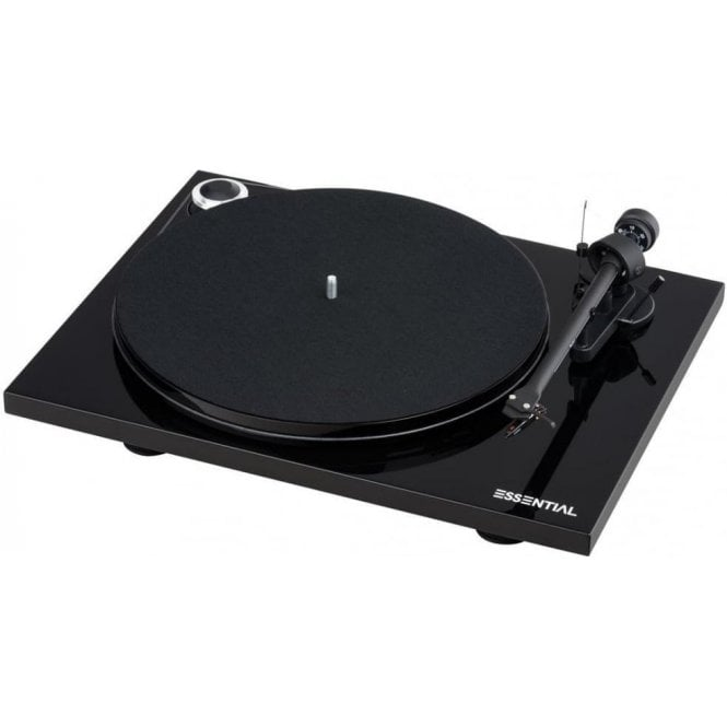 Pro-Ject (Project) Essential III Digital Turntable/Tonearm/Cartridge Pack