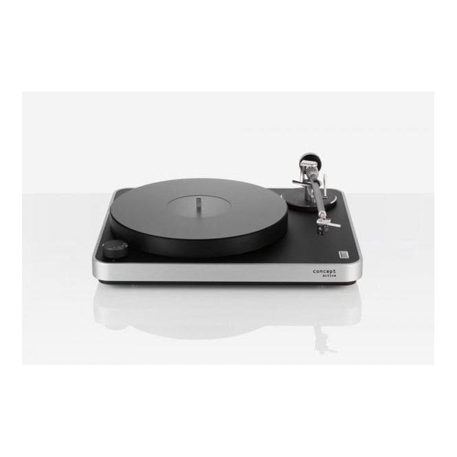 Clearaudio Concept Active Turntable/Tonearm/MC Cartridge Package
