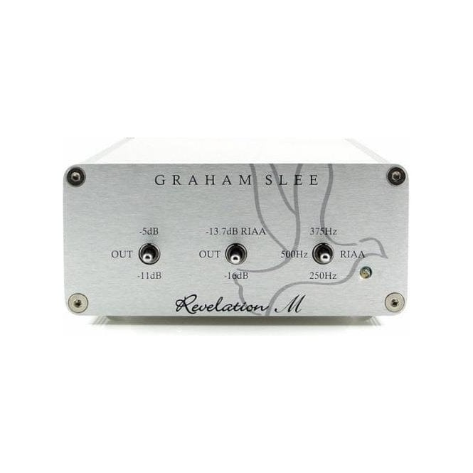 Graham Slee Revelation M Moving Magnet Phono Stage
