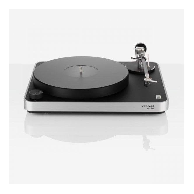 Clearaudio Concept Active Turntable/Tonearm/MM Cartridge Package