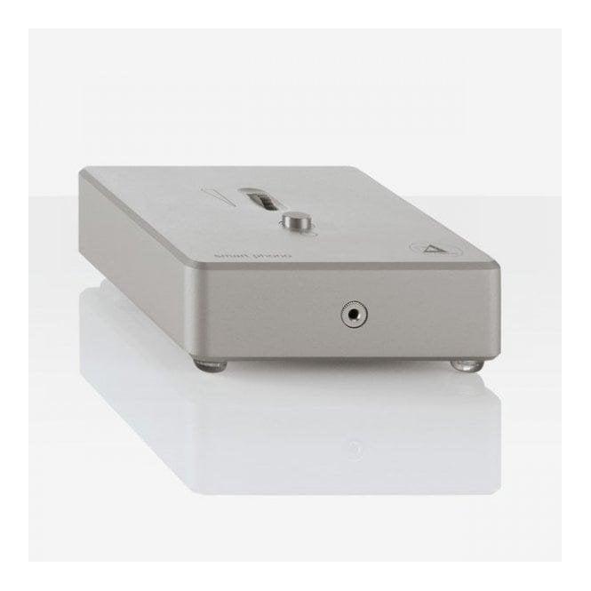 Clearaudio Smart Phono V2 MM/MC Phono Stage Headphone Amplifier
