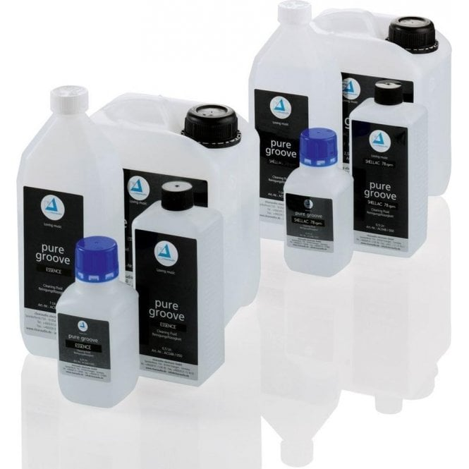 Clearaudio Pure Groove Shellac Record Cleaning Fluid