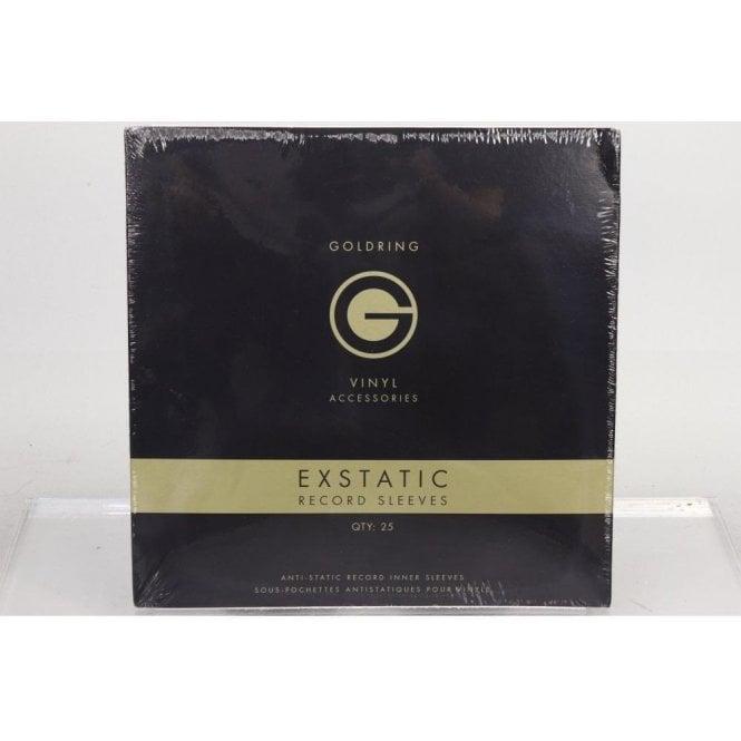 Goldring Exstatic Record Inner Sleeves (New Style)