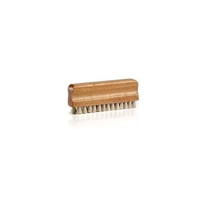 Okki Nokki Goats Hair Record Cleaning Brush Wood