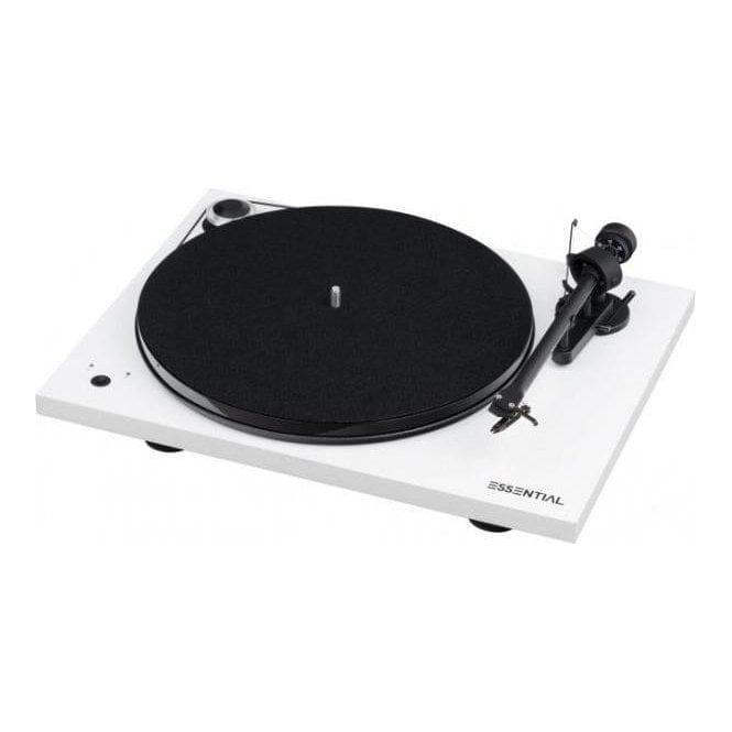 Pro-Ject (Project) Essential III RecordMaster Turntable/Tonearm/Cartridge Pack