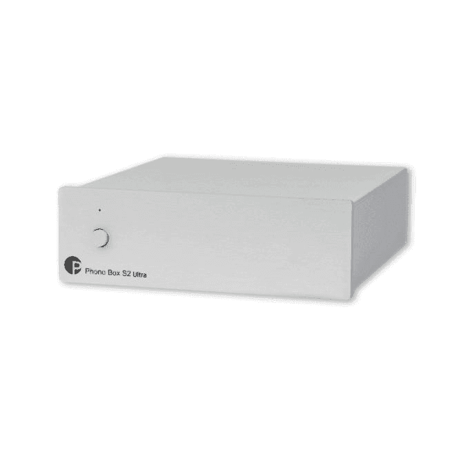 Pro-Ject (Project) Box Design Phono Box S2 Ultra Phono Stage