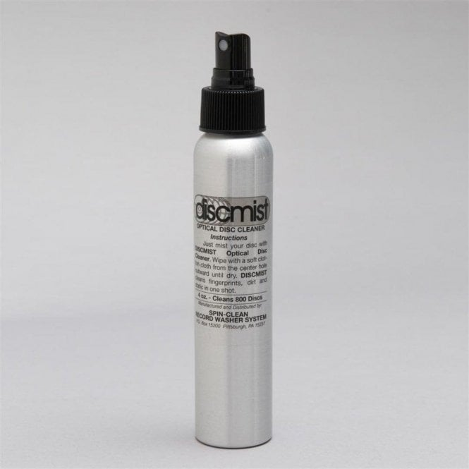 Spin Clean Disc Mist Cleaning Spray