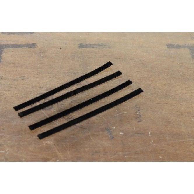 Clearaudio Microfibre Strip Set For Double Smart Matrix RCM
