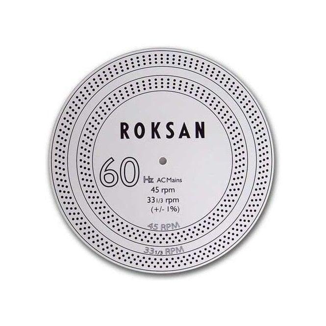 Roksan Strobe Disc 60Hz