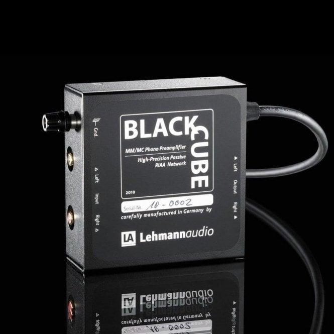Lehmann Audio Black Cube MM/MC Phono Stage