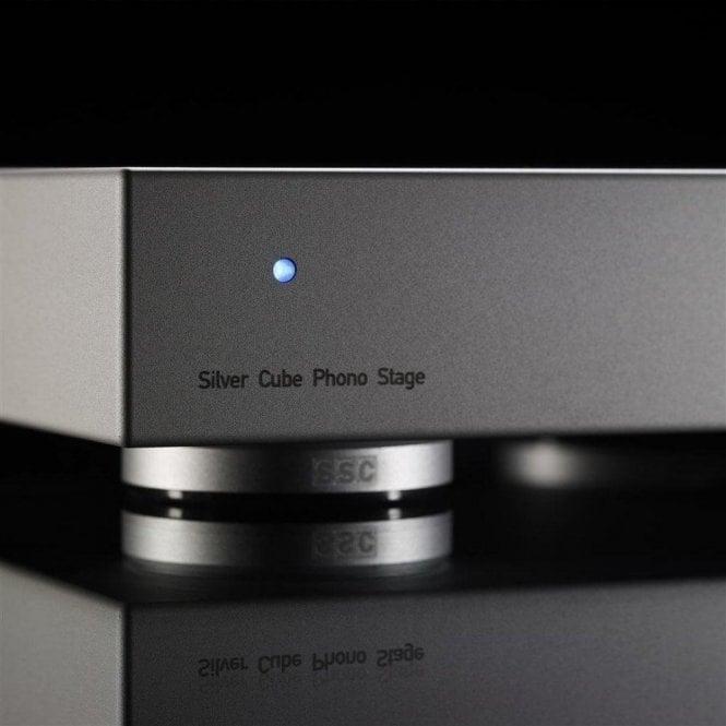 Lehmann Audio Silver Cube MM/MC Phono Stage