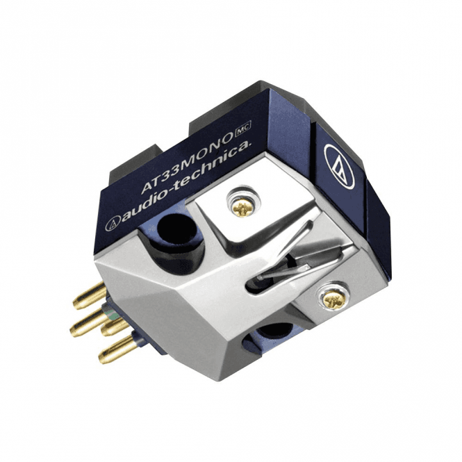 Audio-Technica AT33MONO Mono Moving Coil Cartridge