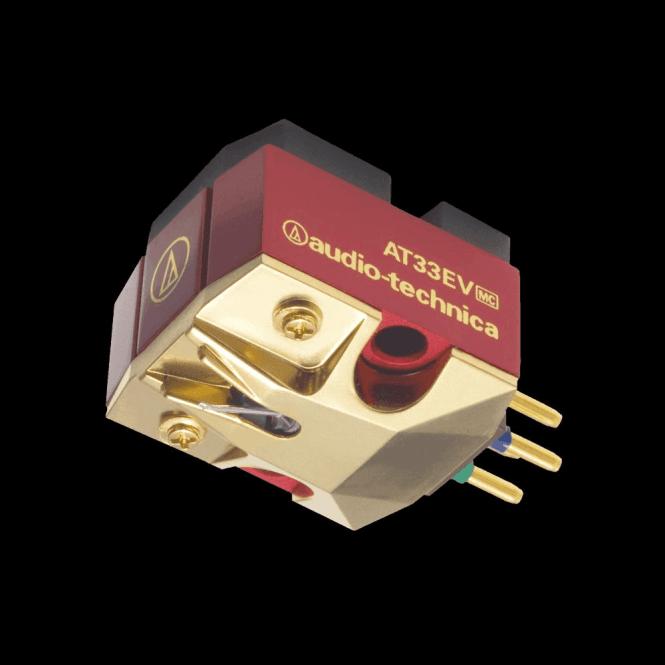 Audio-Technica AT33EV Moving Coil Cartridge