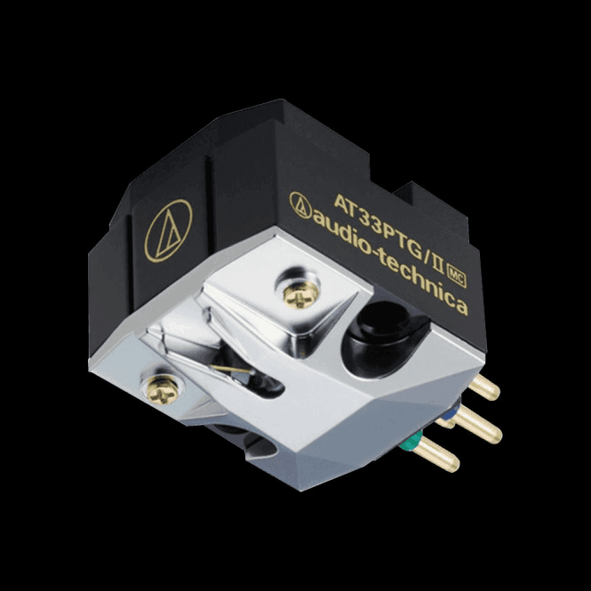 Audio-Technica AT33PTG/II Moving Coil Cartridge