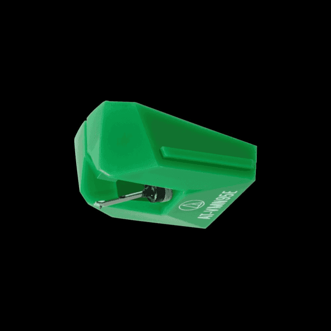 Audio-Technica AT-VMN95E Elliptical Replacement Stylus - Green