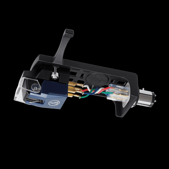 Audio-Technica VM520EB/H Moving Magnet Cartridge & HS10 Headshell