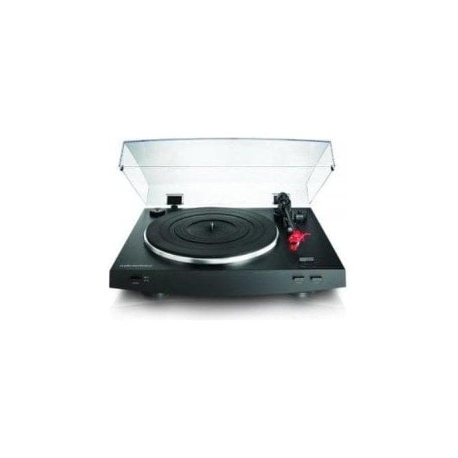 Audio-Technica AT-LP3BK Turntable in Black (Graded Manufacturer Return)