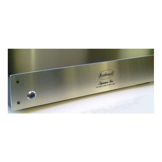 Rothwell Audio Signature Two Moving Coil Phono Stage