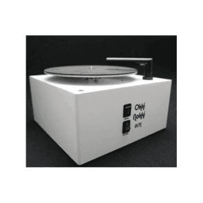 Okki Nokki Record Cleaning Machine in White