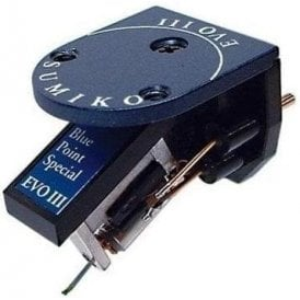 Sumiko Blue Point Special EVO III  High Output Moving Coil Cartridge