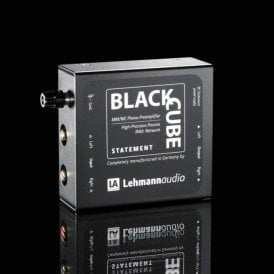 Lehmann Audio Black Cube Statement MM/MC Phono Stage