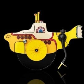 Pro-Ject (Project) The Beatles Yellow Submarine Turntable